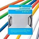 シマノ(SHIMANO) ブレーキケーブルセット ポリマーコート BC-9000 ブラック Y8YZ98010