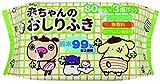 コーヨー化成 ポムポムプリン×パンパカパンツ 赤ちゃんのおしりふき W80枚×3P