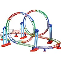 HGL Super Looper Train Trax Set [並行輸入品]