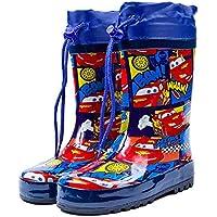 MEIGUIshop Rain Boots - Waterproof Non-Slip Rubber Shoes car Mobilization Water Shoes