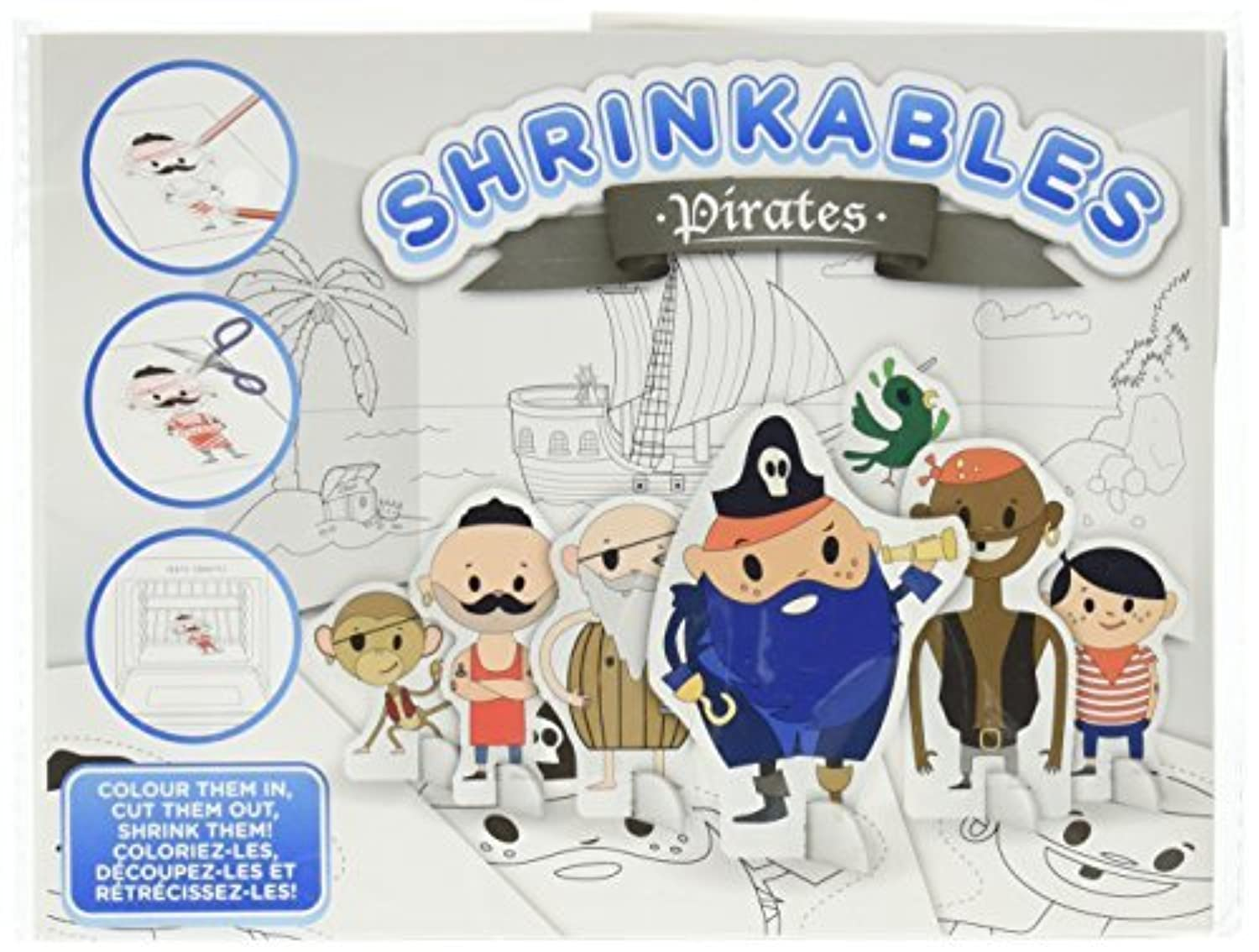 NPW-USA Shrinkables Pirates Kit [並行輸入品]