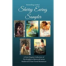 Sherry Ewing Sampler of Books: A Medieval & Time Travel First Chapter Collection