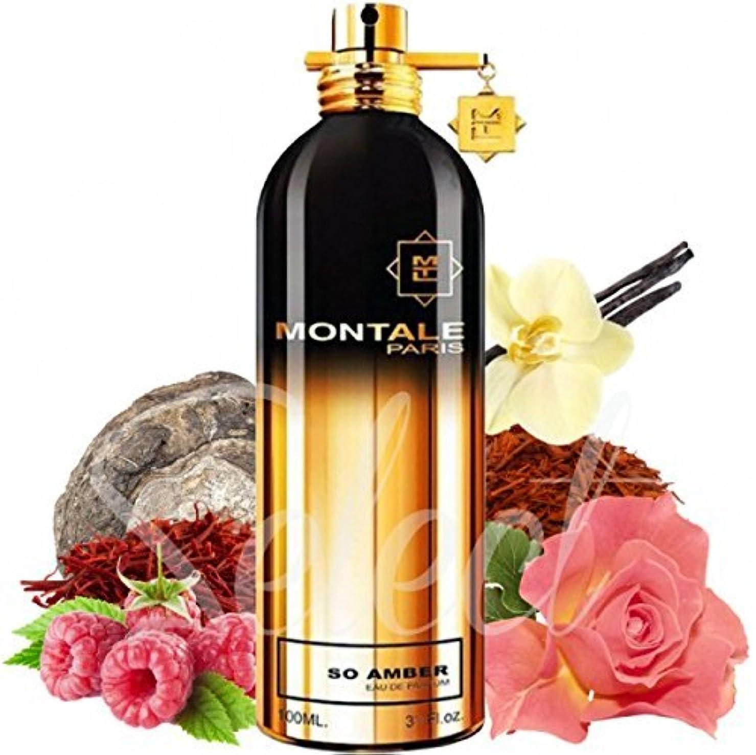 散らす小包割り込みMONTALE SO AMBER Eau de Perfume 100ml Made in France 100% 本物モンターレように琥珀オードトワレ香水 100 ml フランス製 +2サンプル無料! + 30 mlスキンケア無料!