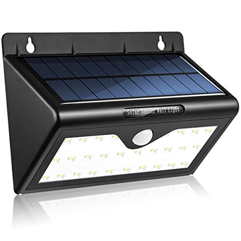 マエストロ幸運な専門知識ソーラーライトウォールランプ屋外LEDモーションセンサーワイヤレス防水ナイト照明明るい屋外セキュリティライト庭、ウォール、パス、パティオ、フロントドア、デッキ、ドライブウェイのソーラーパワースポットライト
