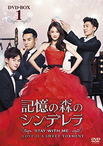 記憶の森のシンデレラ~STAY WITH ME~ DVD-BOX1[DVD]
