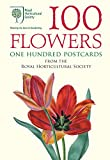 100 Flowers from the RHS: 100 Postcards in a Box (Postcard Box)