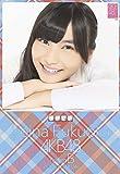 クリアファイル付 (卓上)AKB48 福岡聖菜 カレンダー 2015年