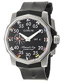 [コルム]CORUM 腕時計 アドミラルズカップ 48 コンペティション チタン オートマチック ラバー ブラック メンズ 947.931.04/0371 AN12 [正規輸入品]