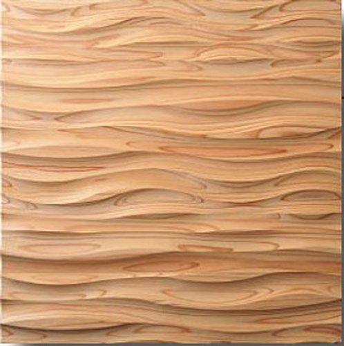 RoomClip商品情報 - 朝日ウッドテック クールジャパン スクエア 杉 無塗装 ソフト・ウェーブ IFKW1P0S36 1P