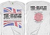 ビートルズ武道館50周年記念 BEATLES - BUDOKAN SET LIST(ヴィンテージ加工)/ T-シャツ/ メンズ 【公式 / オフィシャル】
