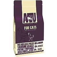 AATU(アートゥー) キャットフード チキン グレインフリー(穀物不使用) 1kg 成猫用