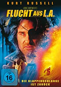 Escape from L.A. [DVD] [Import]