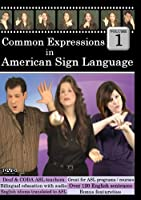 Common Expressions in American Sign Language 1 [DVD] [Import]