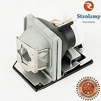 Stanlamp BL-FU220A/SP.83F01G001 交換用ランプ 特別アップグレードデザイン ベアバルブ ハウジング付き OPTOMA HD6800 HD72 HD72i HD73 HD74プロジェクター用