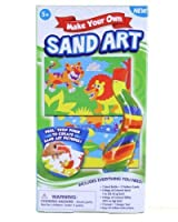 Make Your Own Sand Art ~ Create Your Own Sand Scene! By Horizon Group [並行輸入品]