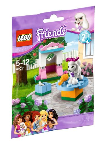 レゴ フレンズ プードルとラブリーキャッスル 41021