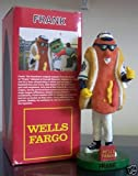 Frank the Hot Dog Everett Aquasox野球SGA – 08 / 02 / 03 Bobblehead