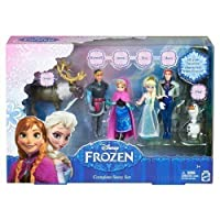 Disney Frozen Complete Story Playset (Y9980)