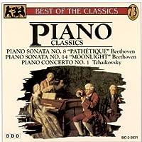 Piano Classics: Beethoven & Tchaikovsky
