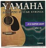 Kmise a3530ステンレススチールアコースティックギター文字列、ライト