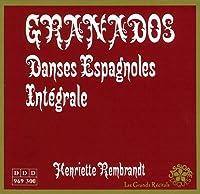 Granados: Les 12 Danses Espagnoles