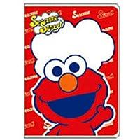 Sesame Street Elmoパスポートカバーホルダーイエロー~ No More Bentコーナー中旅行