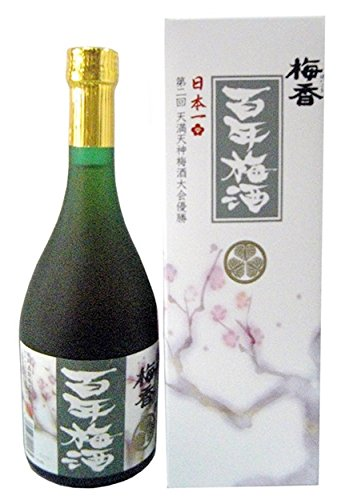 明利酒類 梅香 百年梅酒 瓶