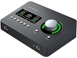 Universal Audio ARROW アナログ2イン/4アウト Thunderbolt 3 バスパワー駆動 レコーディング向けオーディオインターフェイス【国内正規品】