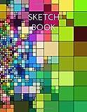 Sketch Book: Sketchbook Notebook Journal Blank Drawing Book for Boys | 110 Pages, 8.5x11 | Sketchbooks of Artists V.03 (Best Sketchbook 8.5 x 11)