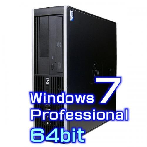 中古デスクトップパソコン hp 8100 Elite【Windows7・Core i7・メモリ8GB】