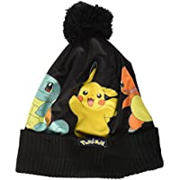 Beanie Cap - Pokemon - Group Sublimated Cuff Pom New Toys kc3672pok