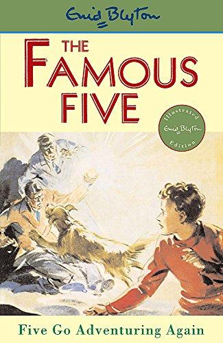 Five Go Adventuring Again (Famous Five Centenary Editions)の詳細を見る