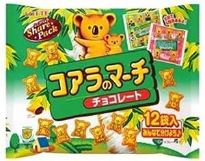 ロッテ コアラのマーチシェアパック 12袋×14袋