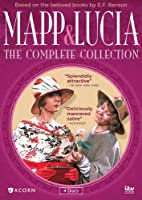 Mapp and Lucia: The Complete Collection [DVD] [Import]