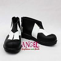 【サイズ選択可】女性23.5CM B1B00758 コスプレ靴 ブーツ ギルティクラウン GuiltyCrown 楪祈 楪いのり
