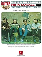 Blues Breakers With John Mayall & Eric Clapton - Guitar Play-Along Vol. 176 by Eric Clapton John Mayall Blues Breakers(2015-02-16)