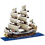 ナノブロック 帆船 NB-030