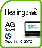 Healingshield スキンシール液晶保護フィルム Anti-Fingerprint Anti-Glare Matte Film for Hp Laptop Envy 14-K132TX