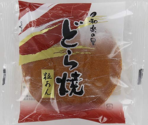 米屋 和楽の里 どら焼 1コ×6個
