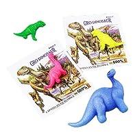 Growing Dinosaur Figures