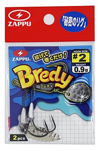 ZAPPU(ザップ) ブレディ #2 0.9g ウィロー.