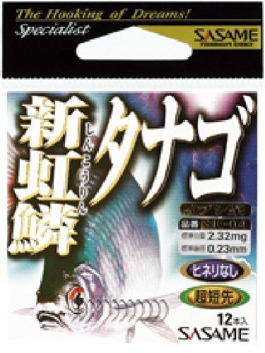 ささめ針 新虹鱗タナゴ