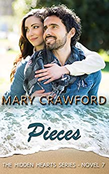 Pieces (A Hidden Hearts Novel Book 7) by [Crawford, Mary]