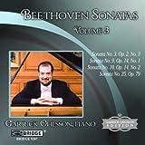 Beethoven Sonatas: Volume 3