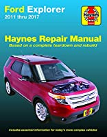 Ford Explorer, '11-'17: Does not include information specific to Police Interceptor models (Haynes Automotive)