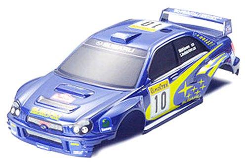 グレードアップ No.304 GP.304 ラジ四駆インプレッサWRC2002 ボディセット 15304