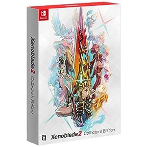 Xenoblade2 Collector's Edition (ゼノブレイド2 コレクターズ エディション) 【Amazon.co.jp限定】ポストカード10種セット 付