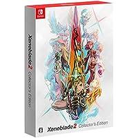 Xenoblade2 Collector's Edition (ゼノブレイド2 コレクターズ エディション) 【Amazon.co.jp限定】ポストカード10種セット 付  - Switch