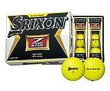 DUNLOP(ダンロップ) SRIXON Z-STAR ゴルフボール 1ダース  プレミアムパッションイエロー