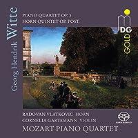 Witte: Piano Quartet/Horn Quin
